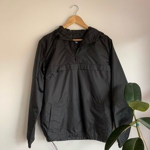 Vans half zip waterproof windbreaker